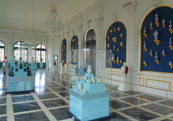 Porzellansammlung Dresden The Porcelain Museum In The Zwinger